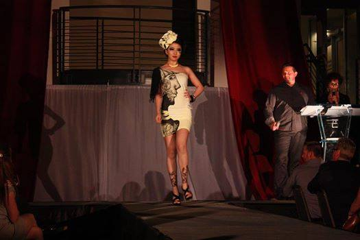 Red Ribbon Runway. Winning design 2014.